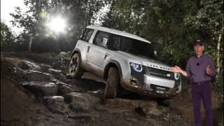 Download What about the new Defender Land Rover boys ? Video