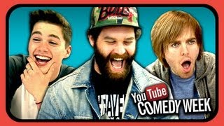Download YouTubers React to Try to Watch This Without Laughing or Grinning Video
