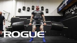 Download Road to the Arnold — 2018 — Hafthor Bjornsson / 8k Video