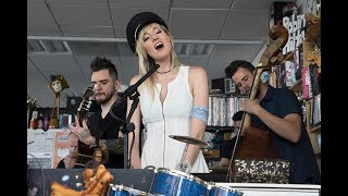 Download Jenny and the Mexicats: NPR Music Tiny Desk Concert Video