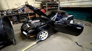 Download 300HP NA ITB K SWAPPED MIATA? Video
