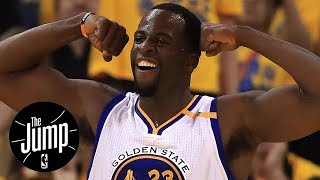 Download Draymond Green too confident in Warriors to repeat as NBA champions? | The Jump | ESPN Video