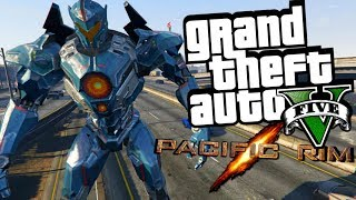 Download Pacific Rim Mod | GTA 5 Moment Lucu (Bahasa Indonesia) Video