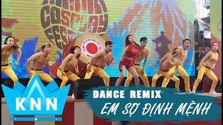 Download EM SỢ ĐỊNH MỆNH REMIX | KIM NY NGỌC | VŨ ĐOÀN SÀI GÒN Video