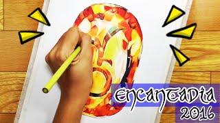 Download Drawing DANAYA's Brilyante ng Lupa (ENCANTADIA 2016) Video