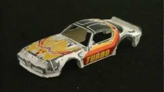 Download Custom Repaint of the 1980 Kenner Pontiac Firebird Turbo Video