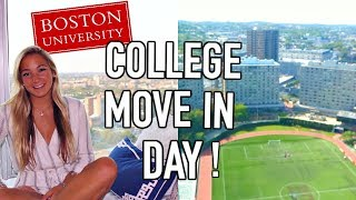 Download MOVE IN DAY: BOSTON UNIVERSITY JUNIOR YEAR (VLOG)! Video