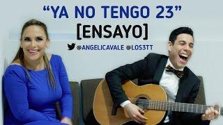 Download Ensayando ″Ya no tengo 23″ con Angélica Vale (Parodia) Video