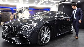 Download 2018 Mercedes S Class Coupe - NEW Full Review AMG S63 4MATIC + Interior Exterior Infotainment Video