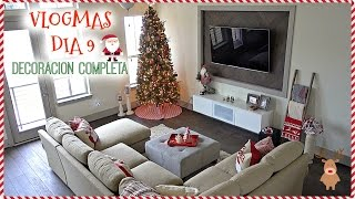 Download Decoración Navideña de nuestra casa | VLOGMAS DIA 9 Video