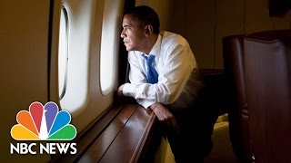 Download President Obama Makes Final Trip On Air Force 1 | NBC News Video