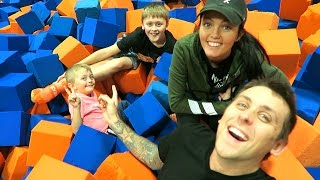 Download OUR OWN FOAM PIT!! Video