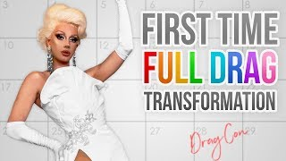 Download First Time In Full Drag Transformation Video