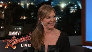Download Allison Janney on I, Tonya Oscar Nomination and Meeting William & Kate Video