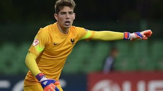 Download Luca Zidane | Best Saves | France + Real Madrid Video