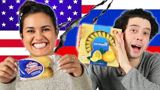 Download Americans & Russians Swap Snacks Video