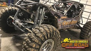 Download 1600HP GOLD RUSH Rock Bouncer Build - Busted Knuckle Off Road Video