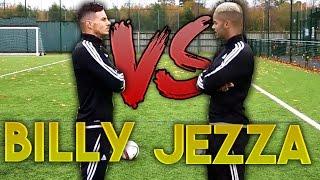 Download Billy VS Jezza | 11-a-side The Ultimate BATTLE! Video