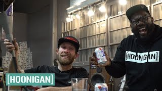 Download [HOONIGAN] A BEER WITH: Rob 'Chairslayer' Parsons Video