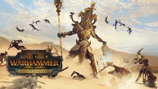 Download Total War: Warhammer 2 #01 - Долгожданные Цари Гробниц. Прохождение. (Изгнанники Нехека) Video