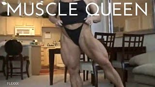 Download Sexy Muscle Queen Heather Policky   FBB Female Bodybuilder   IFBB   Muscle Women   Video