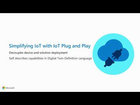 Demo: IoT Plug and Play in Azure IoT Central