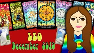 Download LEO DECEMBER 2019 On Solid Ground! Tarot psychic reading forecast predictions Video