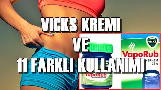 Download Vicks Kreminin 11 Alternatif Kullanım Şekli Video