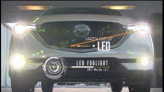 Download Taking a 2nd Look - 2017 Mazda CX5 GT   LED LIGHTING Interior & Exterior Review Video