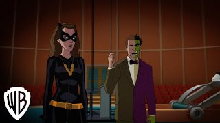 Download Batman vs. Two-Face Trailer Video