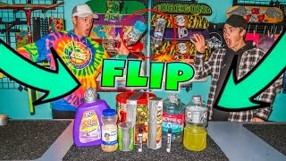 Download BOTTLE FLIPPING EVERYTHING!!!! Video