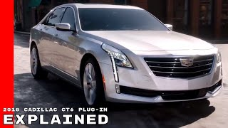 Download 2018 Cadillac CT6 PLUG-IN Explained Video