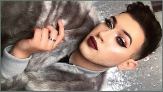 Download Sexy Silver Daddy New Years Eve Makeup Tutorial | MannyMUA Video