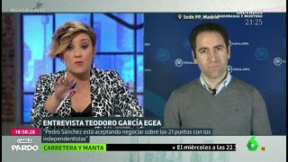 Download El zasca de Cristina Pardo a Teodoro García Egea Video