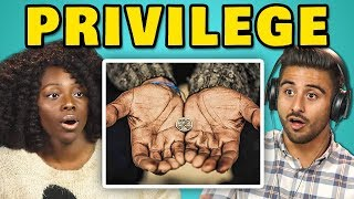 Download COLLEGE KIDS REACT TO PRIVILEGE Video