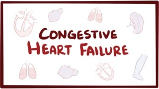 Download An Osmosis Video: Congestive Heart Failure (CHF) Explained Video