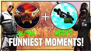 Download AYE AYE GANJA GANJAA    ULTIMATE M249 GOD LEVEL GAMEPLAY    ALPHA AND GAREEB FUNNIEST MOMENTS!! Video