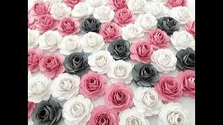 How to make paper flowers videos image collections flower how to make paper flowers video gallery flower decoration ideas how to make paper flowers videos mightylinksfo Choice Image