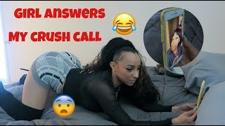 Download Girl Answered My Crush Call And This Happened..( She Said She Love Me) Video