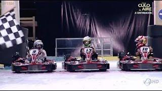 Download Carrera de karts sobre hielo Video