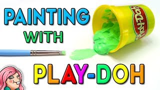 Download Painting with PLAY-DOH Video