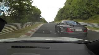 Download Megane RS + Mercedes AMG SL 65 blackseries - Nürburgring Nordschleife Touristenfahrten Video