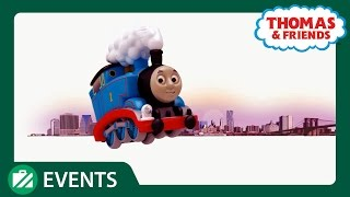 Download Thomas is Heading for the Macy's Thanksgiving Day Parade! | Thomas & Friends Video