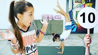 Download GYMNASTICS CHALLENGE (judges decide) with awesome Twisty Petz Prizes! Video