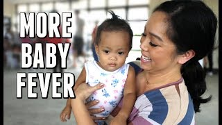 Download EVEN MORE BABY FEVER!!! - ItsJudysLife Vlogs Video