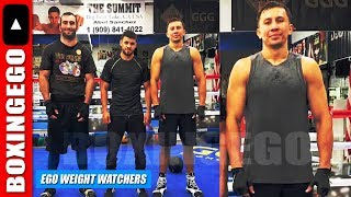 Download EWW: GGG HULKING! Is Gennady Golovkin too BIG & STRONG 4 Canelo Alvarez? Video