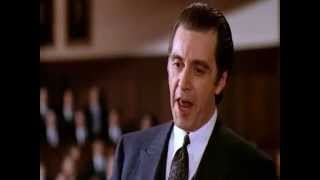 Download Scent of a Woman Al Pacino Speech Video