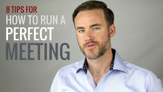 Download 8 Tips for Running More Effective Meetings | The Distilled Man Video