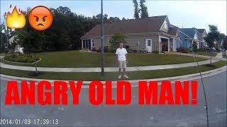Download old man freaks on fishermen!! Video