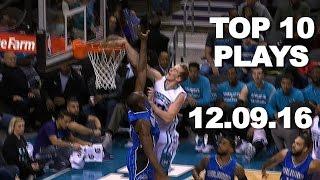 Download Top 10 NBA Plays: 12.09.16 Video